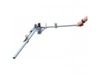 Rankinis armatūros lenkimo įrankis
