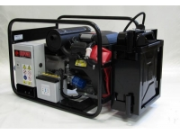 10 kW Benzininis elektros generatorius EUROPOWER EP 10000