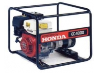 4 kW Benzininis elektros generatorius HONDA EC 4000