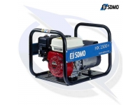 2,2 kW Benzininis elektros generatorius SDMO HX2500