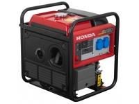 3 kW Benzininis elektros generatorius HONDA EM 30 (kompiuteriams, tyliai dirbantis)