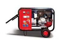 Benzininis elektros generatorius GESAN G 8/10 TF H
