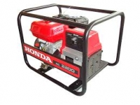 2 kW Benzininis elektros generatorius HONDA EC 2200