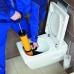 Kanalizacijos vamzdžių slėginio valymo prietaisas REMS PULL-PUSH