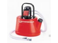 Užkalkėjusių šildymo ir šaldymo sistemų plovimo įrenginys ROTHENBERGER ROMATIC 20