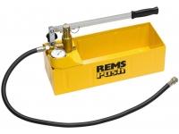 Šildymo, vandentiekio sistemos patikrinimo įrenginys REMS PUSH