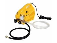 Šildymo, vandentiekio sistemos sandarumo patikrinimo ir papildymo įrenginys REMS E-PUSH
